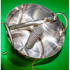 Дистиллятор-змеевик-холодильник открытый  ЛЮКС