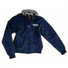 Jacket with the TEXA log