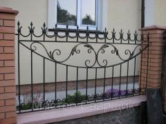 Ограждения, забор, ограда.