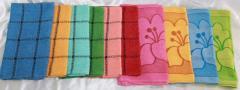 Loop towel ritual