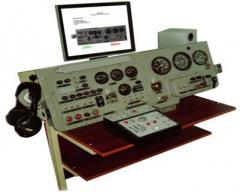 Процедурный тренажер механика-водителя БТР
