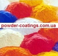 Powder paint, black, RAL 9005
