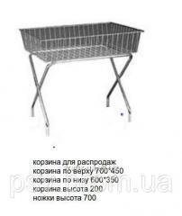 Basket for sales