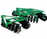 Disk harrow of 2.4 m of Bome