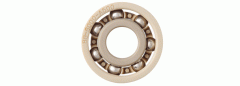 Ball-bearings are corrosion-proof