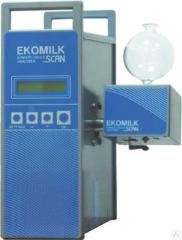 Analyzer of somatic cages EKOMILK Scan