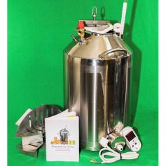 Автоклав дистиллятор барботер(С) 3 в 1