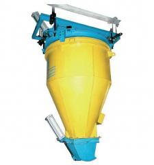 Дозатор весовой АД-1600-2БП автоматический с двумя