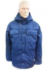 Jacket worker zimy