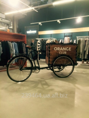 Bicycle cargo