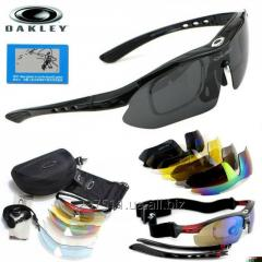 "Tactical points of ""Oakley"