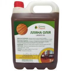 Льняное масло для древесины 5 л