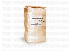 Мел кормовой (карбонат кальция)