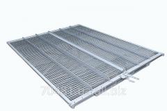 Repair of sieves