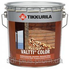 Валтти Колор фасадная краска для дерева