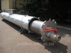 The filter for dozhdevalny cars of FDM