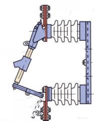 Safety lock of PVT-35, PSN-35
