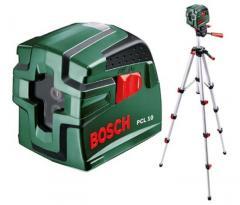 Лазерный уровень Bosch PCL 10 SET