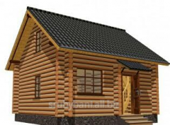 House of wild log,  2 Etagen von 59 m2 - 185...