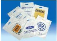 Пакети для автозапчастин одноразові