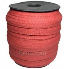Band x / 10 mm Red