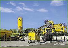 Gruntosmesitelny DS-50B1 installation