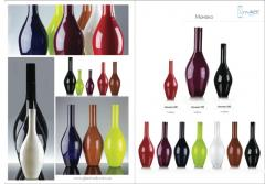 Vases, Vases with a manual lis