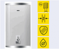 Zanussi water heater