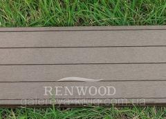 Terrace board of Renwood Home 1 Chocolate