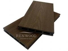 Terrace board of Renwood Home Ultra Chocolate