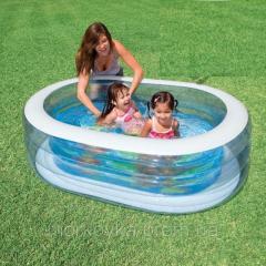 Детский Надувной бассейн Intex 57482 163x107