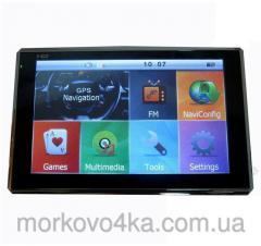 GPS навигатор Pionner 7007 HD 4gb Cortex-A7 800mHz