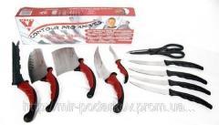 Ножи контур про, contour pro knives, набор ножей