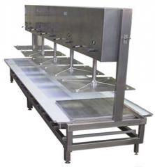 Пресса для производства сыра, оборудование для