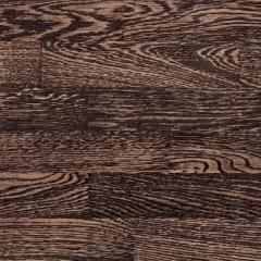 Parquet board of Grabo Viking oak brash black