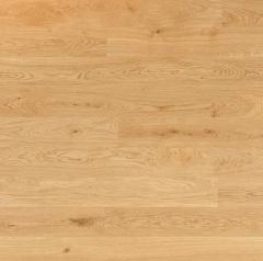 Parquet board of Grabo oak rustic brash ma