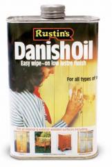 Danish oil (Danish Oil)250 of ml.