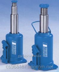 Hydraulic jack (telescopic) bottle