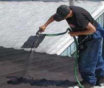 Spray membrane – Напыляемое мембранное покрытие на