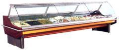 Витрины гастрономические холодильные с выносным