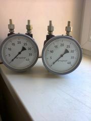 Дифманометр сильфонный показывающий ДСП-160-М1