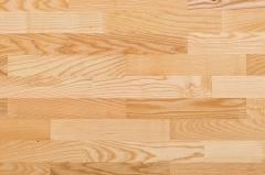 Parquet board of Befag Ash-tree of natures oil