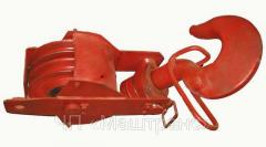 Hook suspension bracke