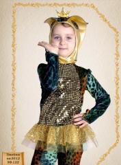"Carnival costume ""A royal cobra"