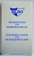 Napkin on care of the silver products Silb