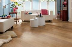 Parquet board of Haro Oak smoky Markant 1kh