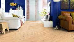 Parquet board of Haro Larch white Savazh 1kh