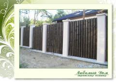 Garduri de lemn