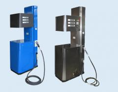 Supply of equipment for gas station, repair and