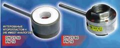 Cranes disk corrosion-proof with ceramic and